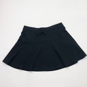 Banana Republic Black A Line Skirt
